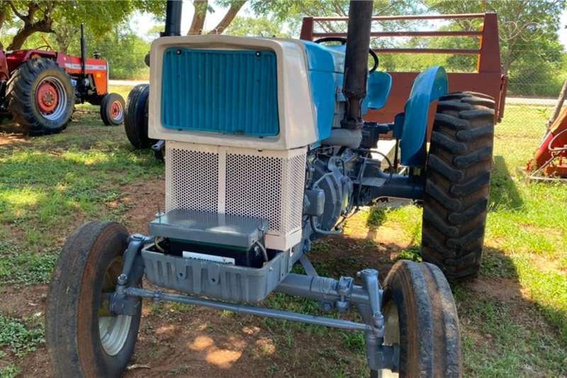 Landini R7000 TRACTOR Tractors