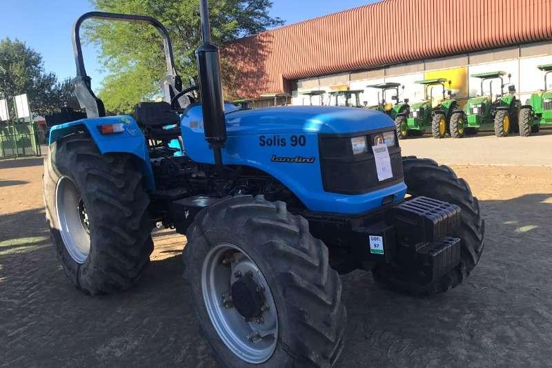 Landini Tractors Solis 90 4x4 2010