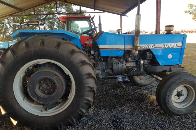 Landini Tractors Two wheel drive tractors 8830 with papers