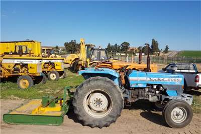 Landini Two wheel drive tractors Landini 5860 Tractors