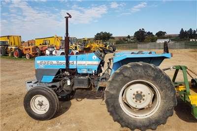Landini Tractors Two Wheel Drive Tractors Landini 5860 1995