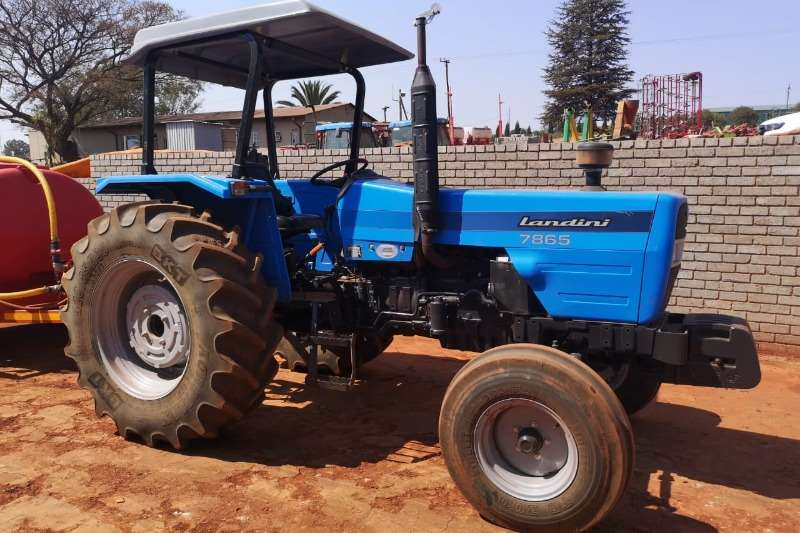 Landini Tractors Two wheel drive tractors Landini 7865 2016