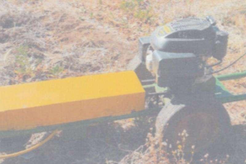 Lawn equipment Brush cutters Industrial Bossie Kopper Boskewer