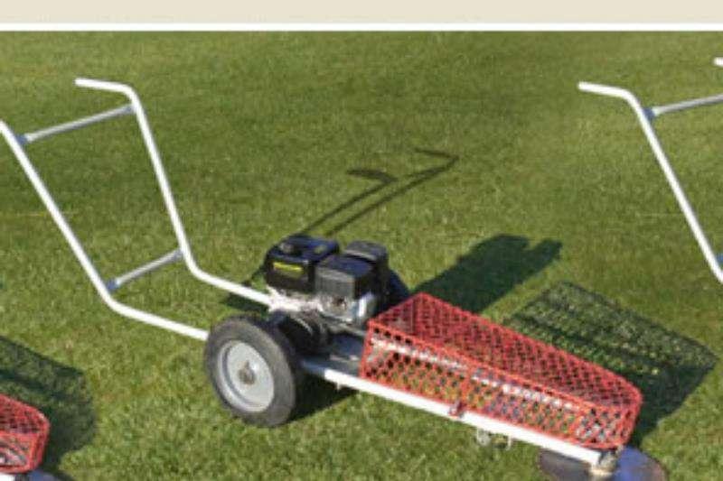 Lawn equipment Brush cutters Industrial Bushcutter