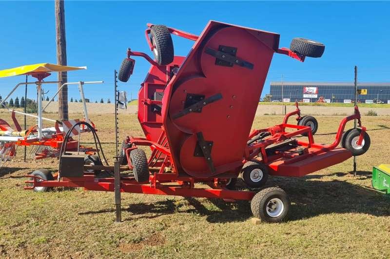 GRASS MOWER 6m HYDRAULIC FOLDING Lawn equipment