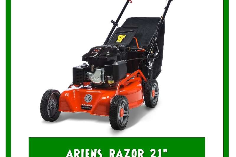 Lawn equipment Lawnmowers Ariens Razor Mower 21 2019