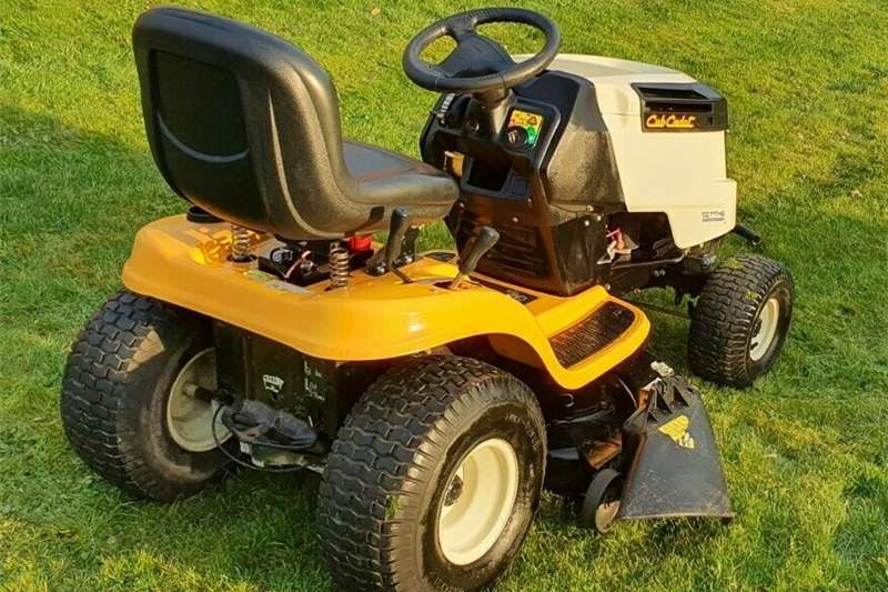 Lawnmowers Cub Cadet Ride On Lawn Mower Garden Tractor Lawn equipment