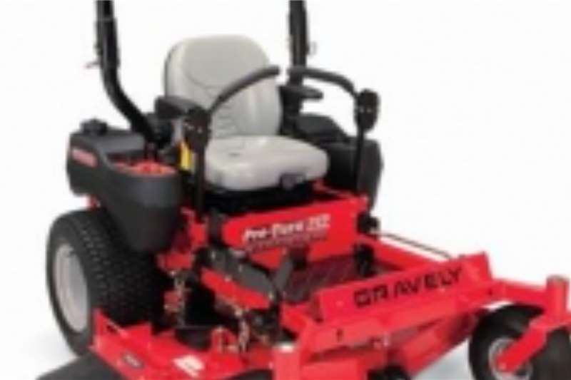 Lawn equipment Lawnmowers Gravely Proturn 260 2020