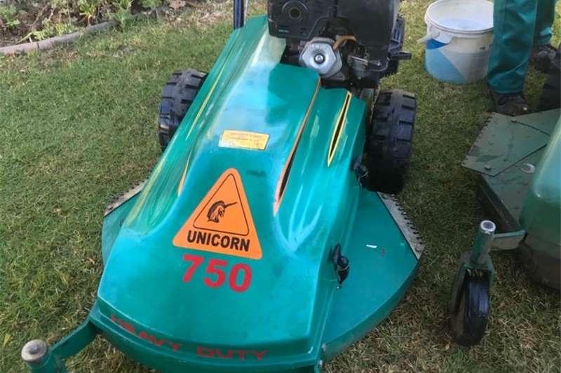 Lawnmowers Kudu lawnmower Lawn equipment