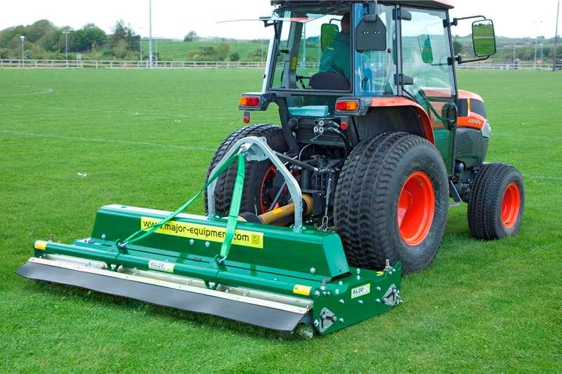 Lawn equipment Lawnmowers Major MJ70 240 Swift Roller Mower 2020