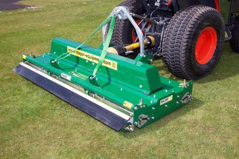 Lawnmowers MJ70 190F Front MountedRoller Mower Lawn equipment