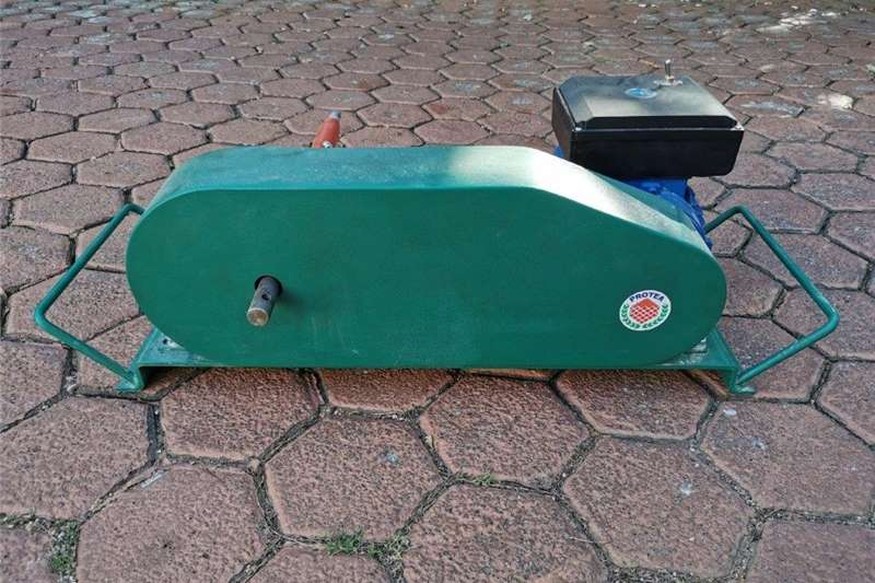 Lawn equipment Lawnmowers Protea BL500 Backlapping Machine