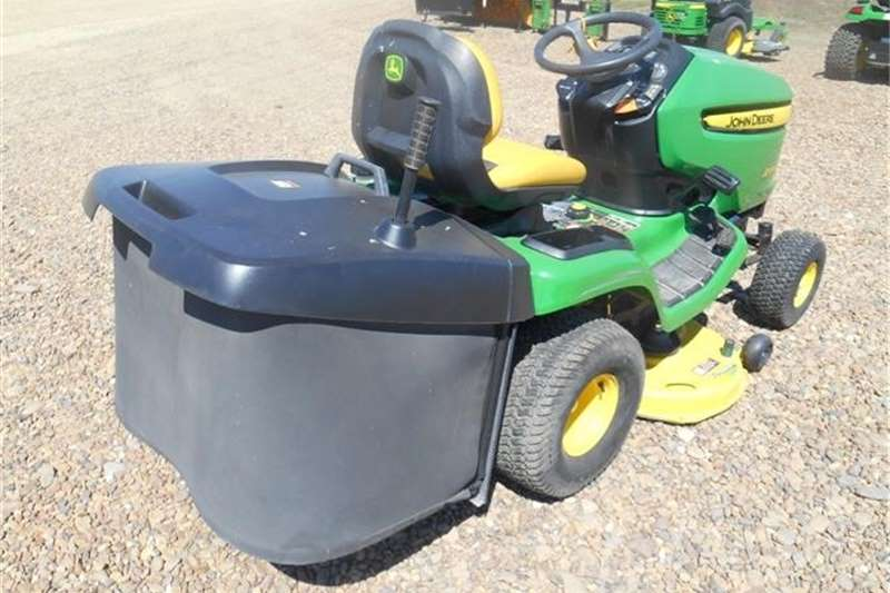 Lawnmowers Riding On X300R Lawn Mower Lawn equipment