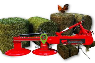 TG 1.65 Mounted Drum Mower Lawn equipment