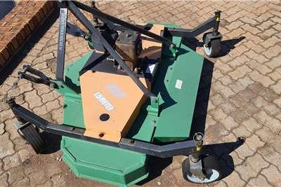 Tuffy 1.5m Finishing Mower Lawn equipment