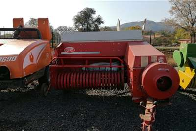 Lely Lely Welger AP530 square Baler Haymaking and silage