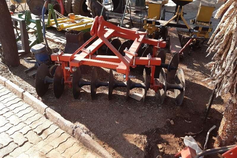 LEMKEN Ploughs Disc harrows 18 offsets for sale