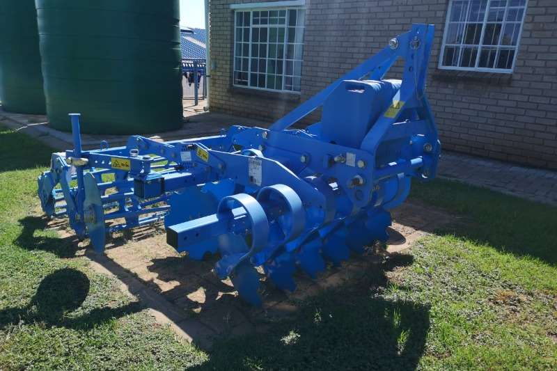 LEMKEN Tillage Equipment Cultivators Lemken Heliodor 9/200 Brand New