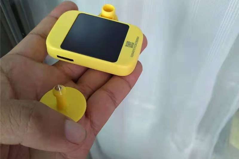 Livestock Cattle Ear Tag GPS Trackers (built in solar)