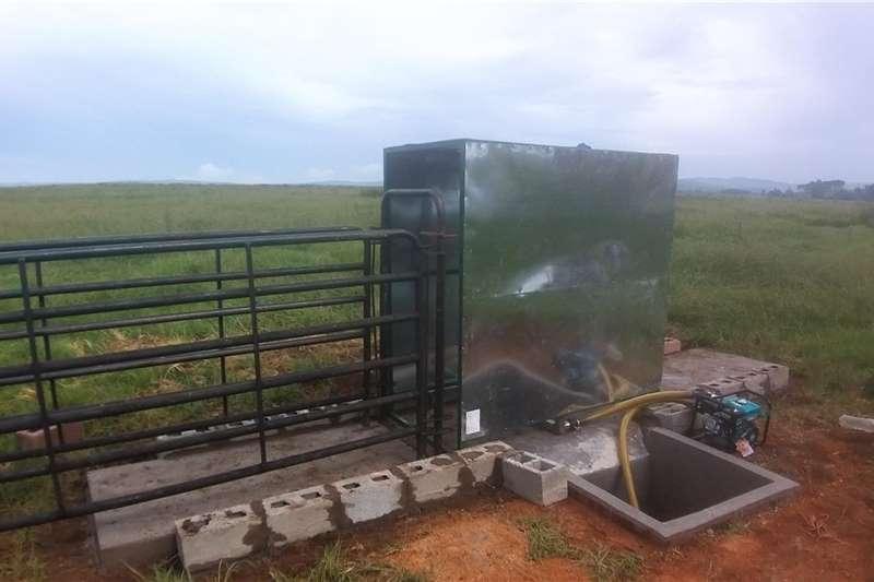 Cattle NEW MaxiSpray 60 Sprayrace Livestock