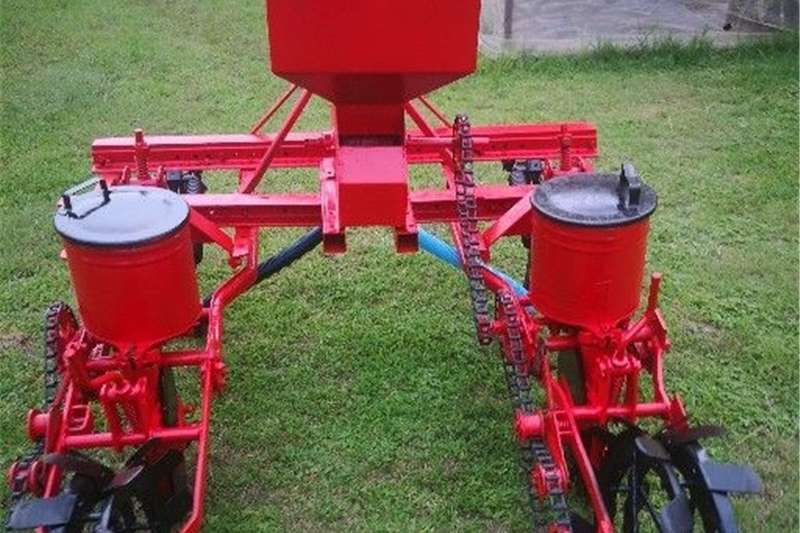 Feed mixers 2 row maize planter Livestock