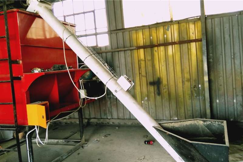 Feed mixers Agricon 50 pelletizer Livestock