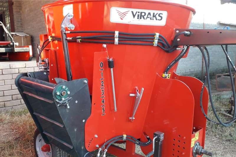 Feed mixers New Viraks Feed mixers Livestock