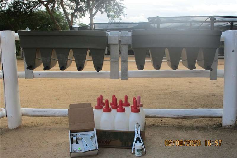 Livestock Feeding systems Self feeders for Sale