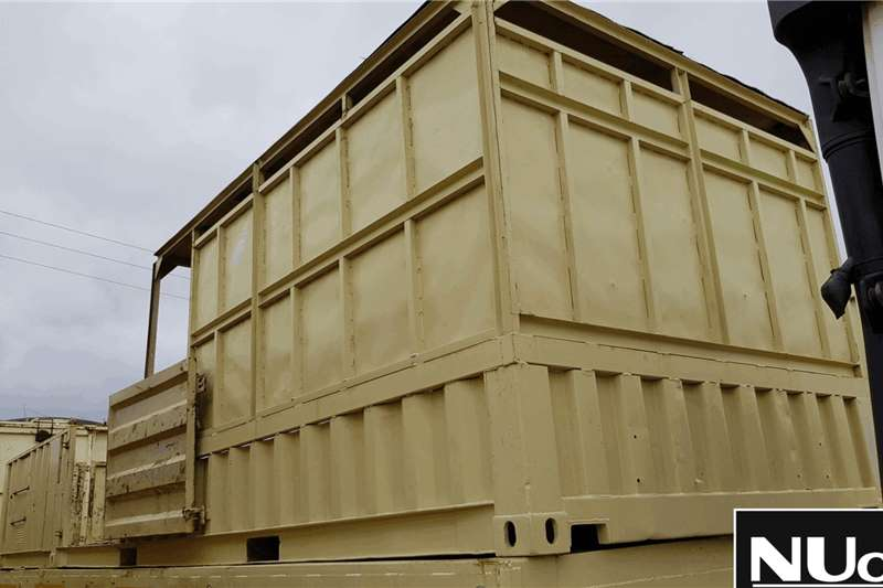 Livestock handling equipment 12M WILDLIFE CONTAINER