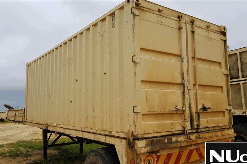 Livestock Handling Equipment 6M CONTAINER