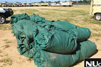 Livestock Handling Equipment BOMA TARPS