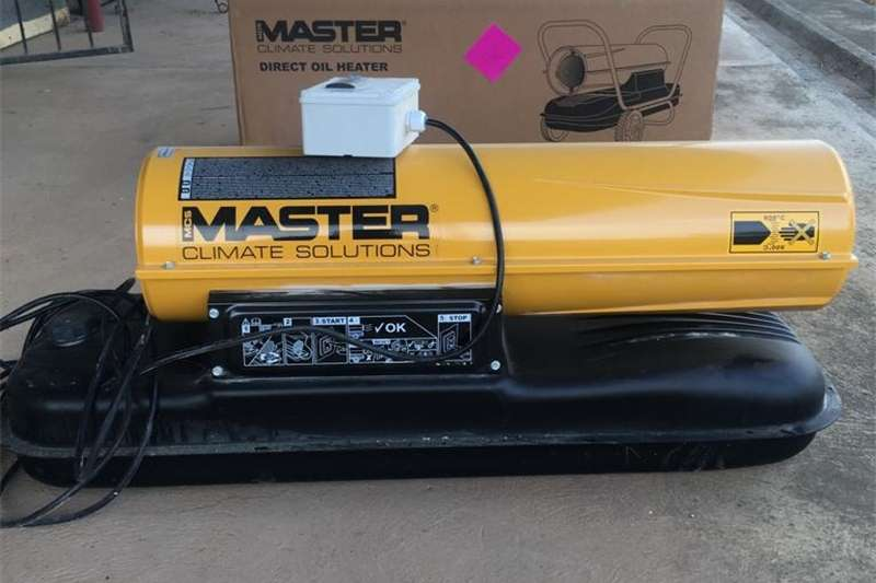 Livestock handling equipment Livestock crushes and equipment B150 Heaters