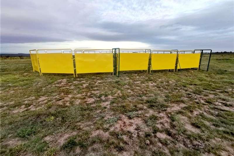 Livestock Handling Equipment Livestock Crushes and Equipment Beeskraal te koop
