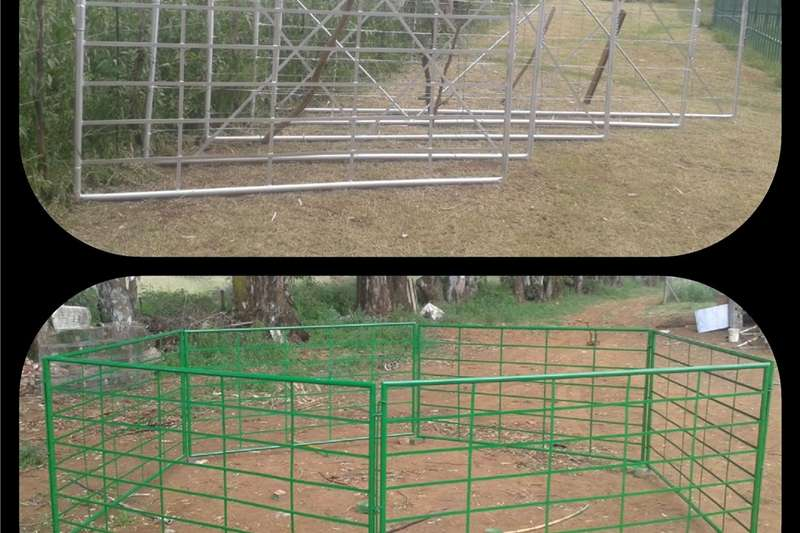 Livestock handling equipment Livestock crushes and equipment Gates for sale