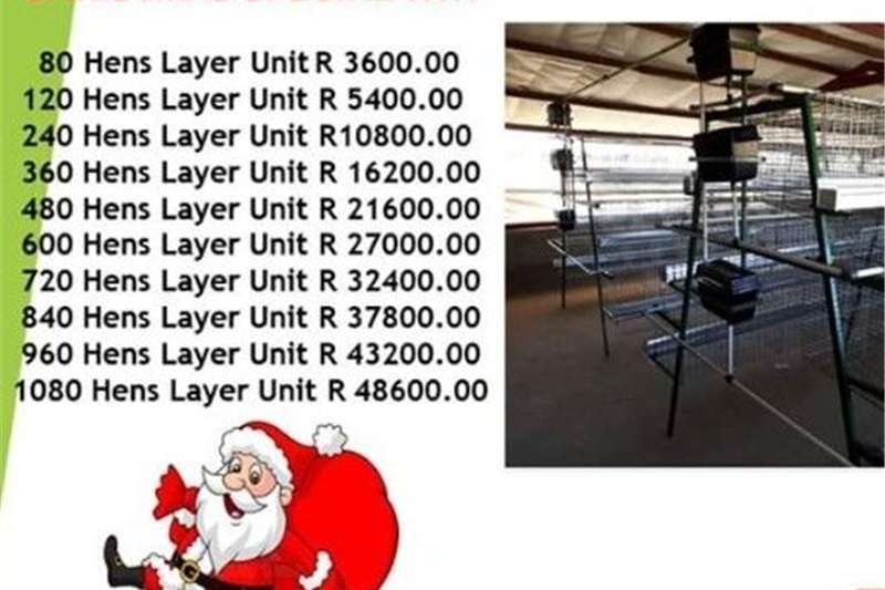 Livestock crushes and equipment Layer cages Livestock handling equipment