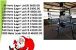 Livestock Handling Equipment Livestock Crushes and Equipment Layer cages