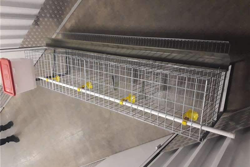 Livestock crushes and equipment Layercages Livestock handling equipment