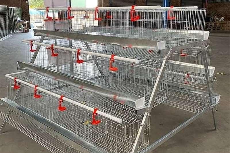 Livestock crushes and equipment Layers cage Livestock handling equipment