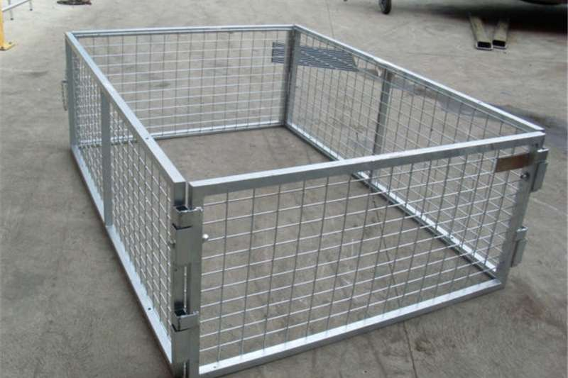 Livestock handling equipment Livestock crushes and equipment Live stock railing