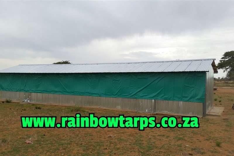 Livestock crushes and equipment Poultry Curtains Livestock handling equipment