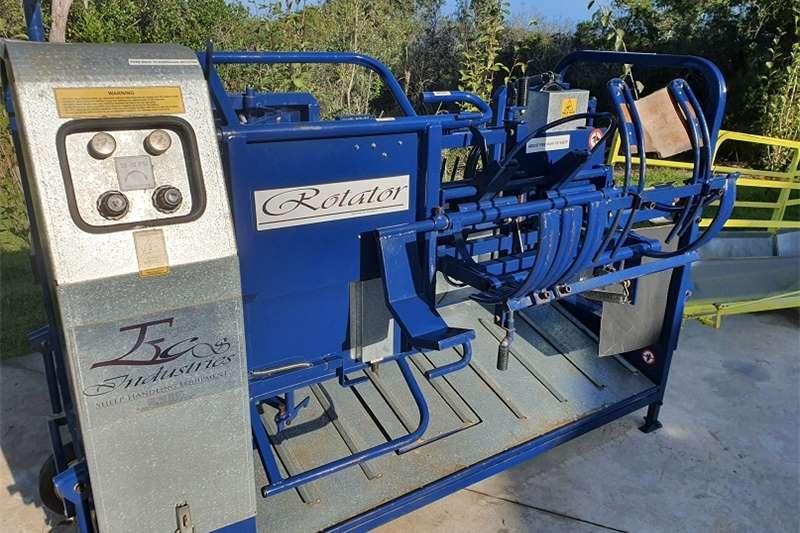 Livestock handling equipment Livestock crushes and equipment SHEEP HANDLING EQUIPMENT 2016