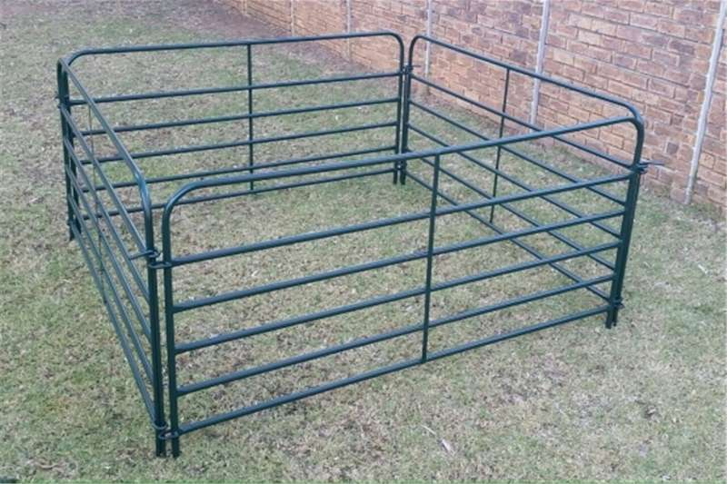 Livestock handling equipment Livestock crushes and equipment Skaap drukgang/ sheep crush and accessories