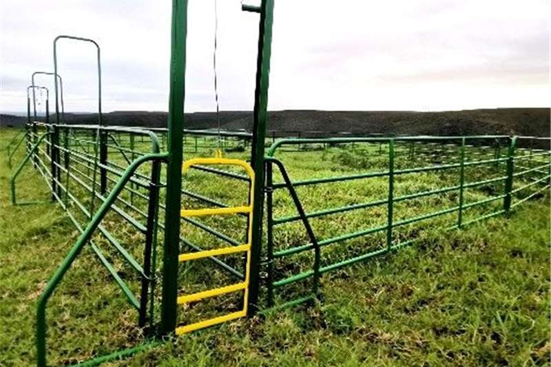 Livestock Handling Equipment Livestock Crushes and Equipment Skaap Kraal te koop