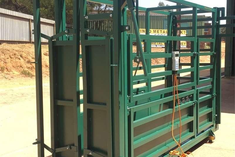 Livestock handling equipment Livestock scale equipment Cattle Work  Crate / Scale Crate / Bees Krat