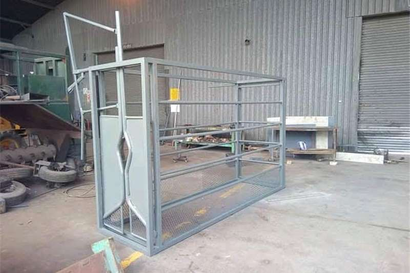 Livestock handling equipment Livestock scale equipment Complete Cattle Scale