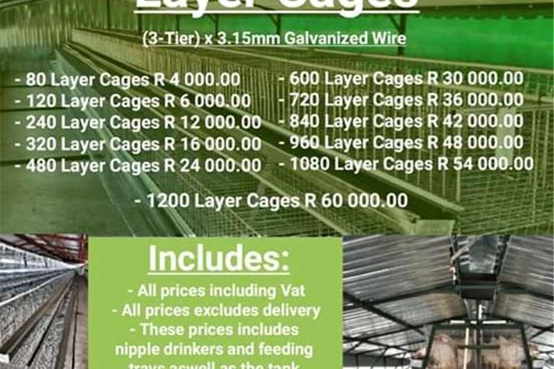 Livestock scale equipment Layer cages Livestock handling equipment