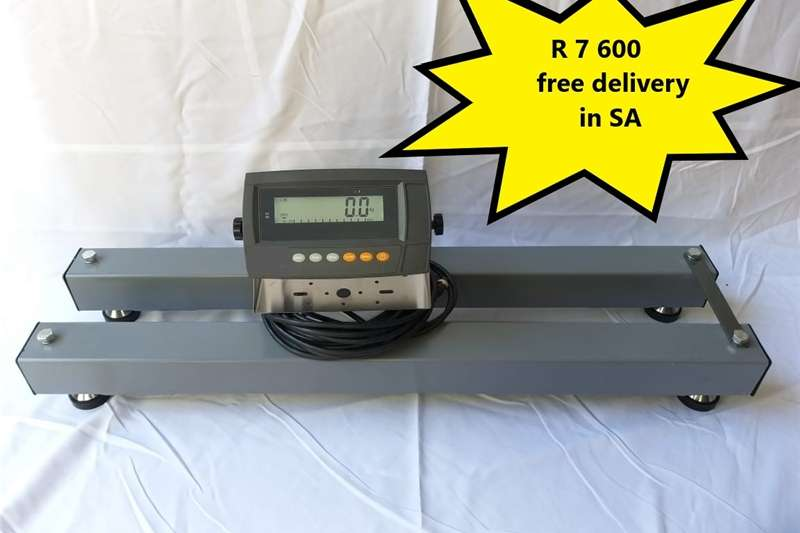 Livestock handling equipment Livestock scale equipment Livestock Scale / Lewende Hawe Skaal