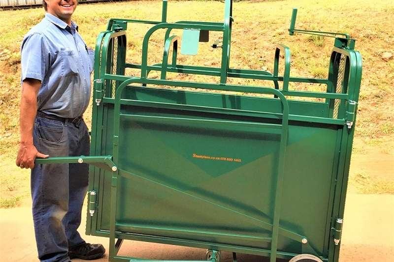 Livestock handling equipment Livestock scale equipment SKAAP SKALE