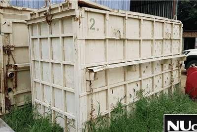 Livestock Handling Equipment RHINO CRATE