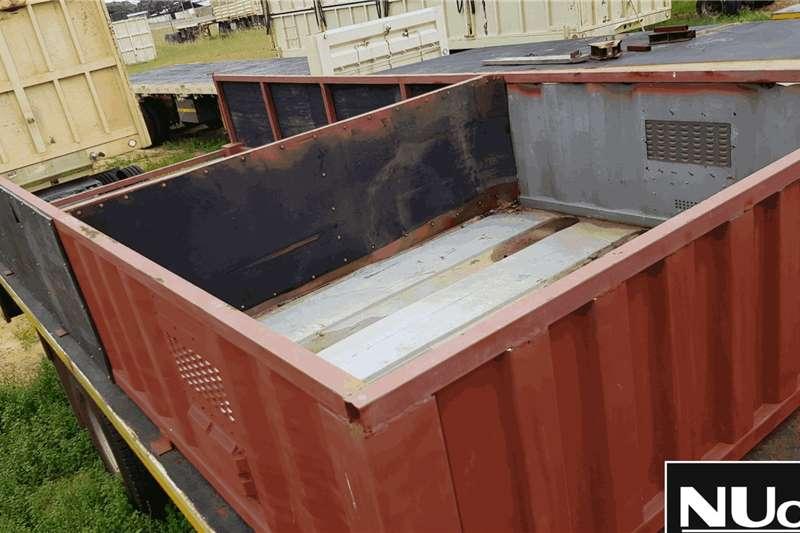 Livestock handling equipment TRANSPORT BOX
